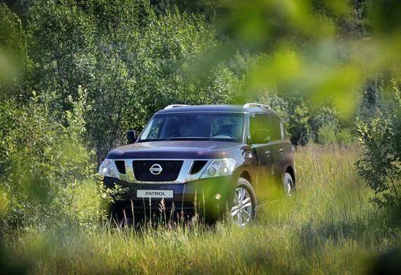 Nissan Patrol VI — описание модели