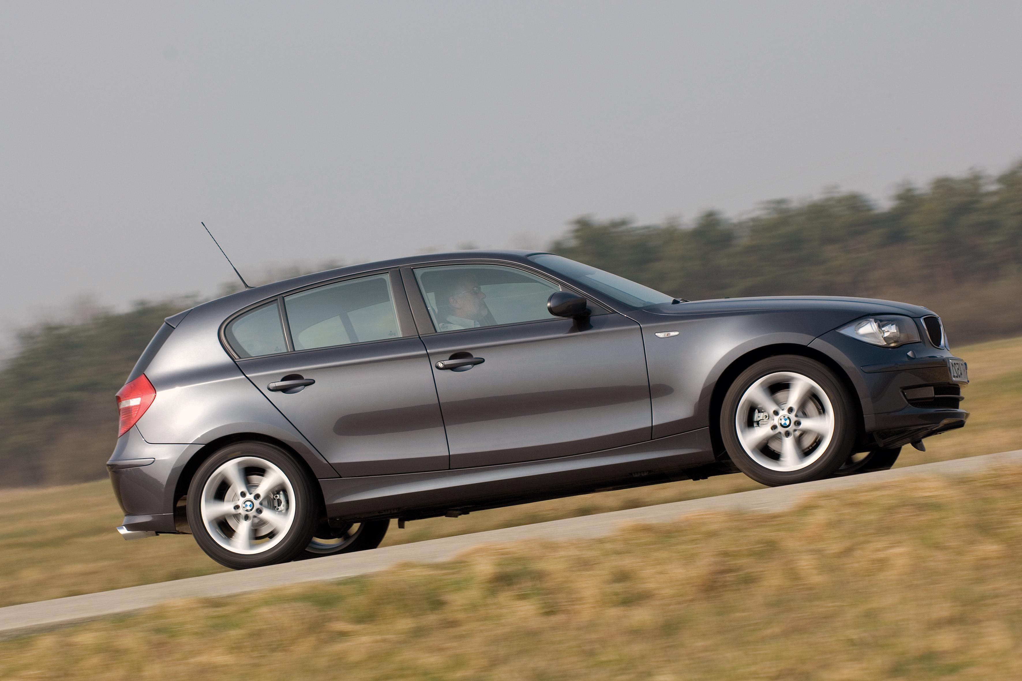 BMW 1 Series — описание модели