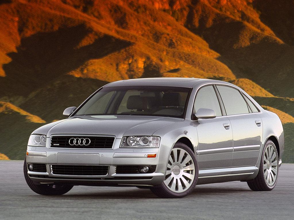Audi A8 (D2 4D) — описание модели
