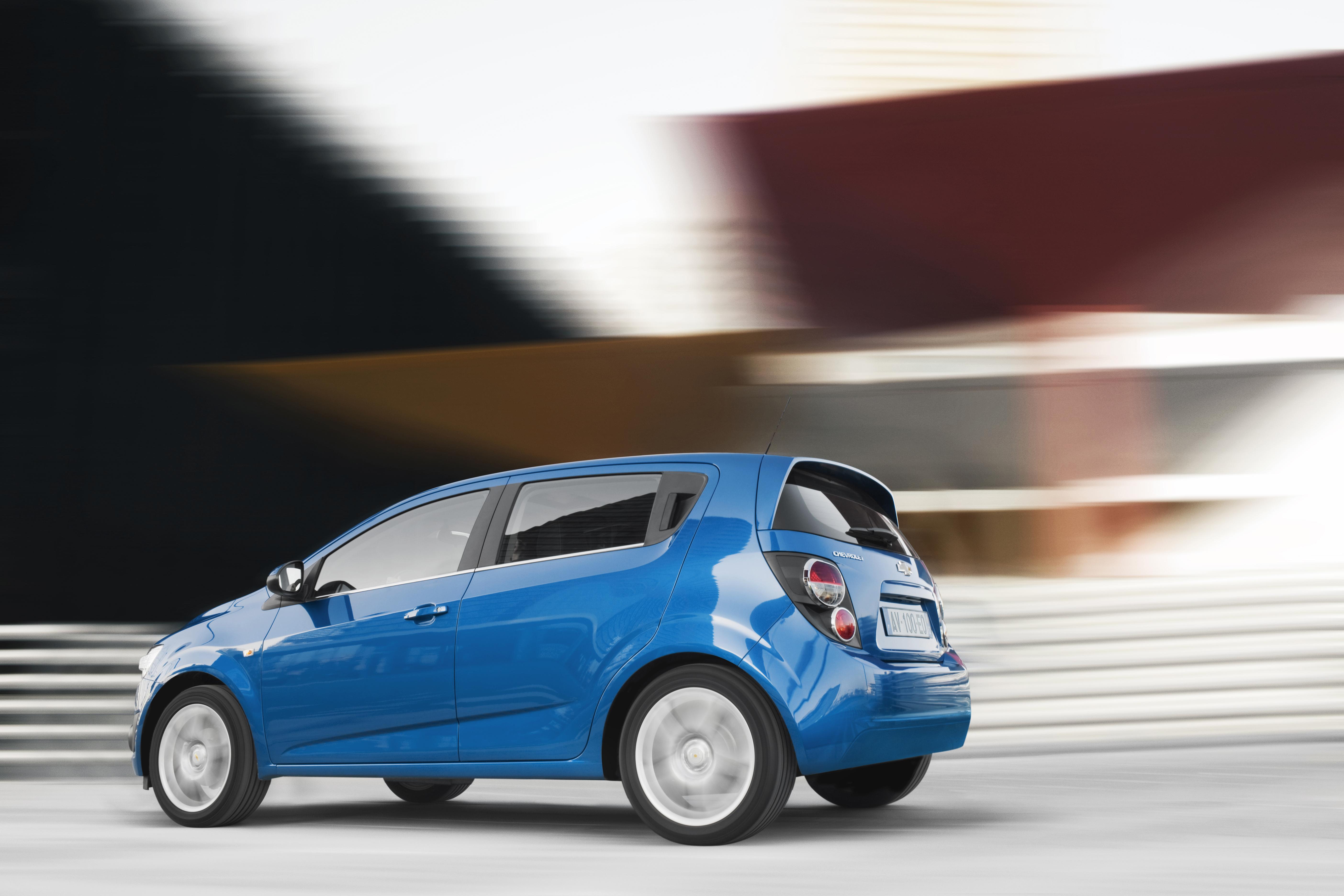Chevrolet Aveo — описание модели