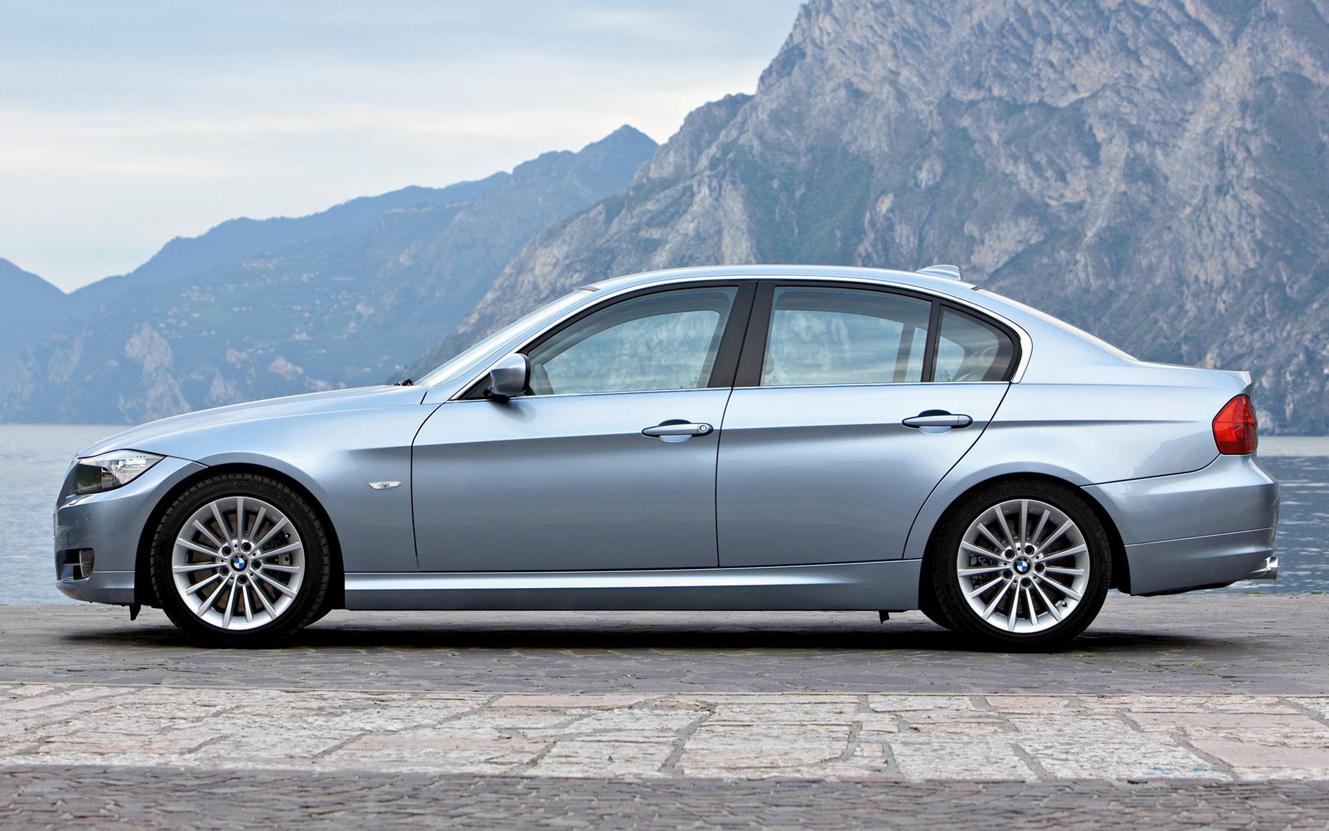 BMW 3 Series (E90) — описание модели