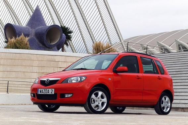 Mazda 2 — описание модели