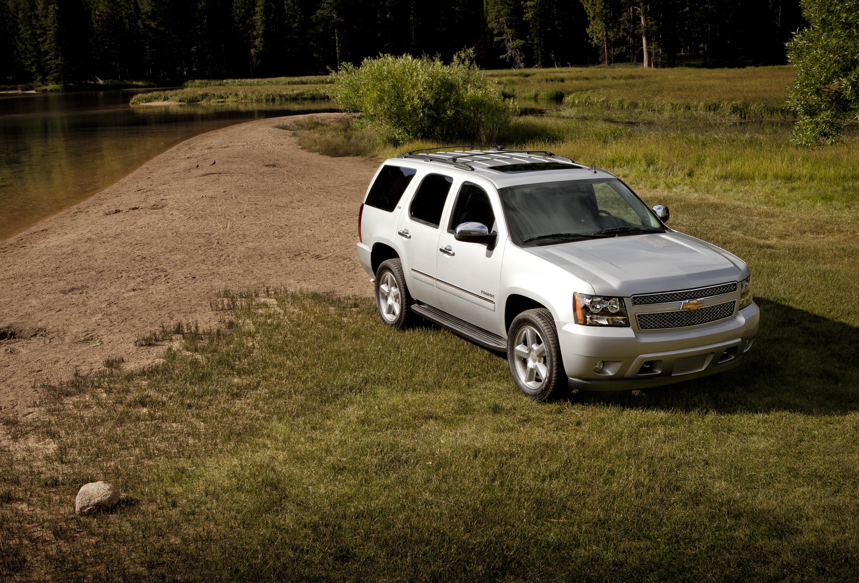 Chevrolet Tahoe (GMT 900) — описание модели