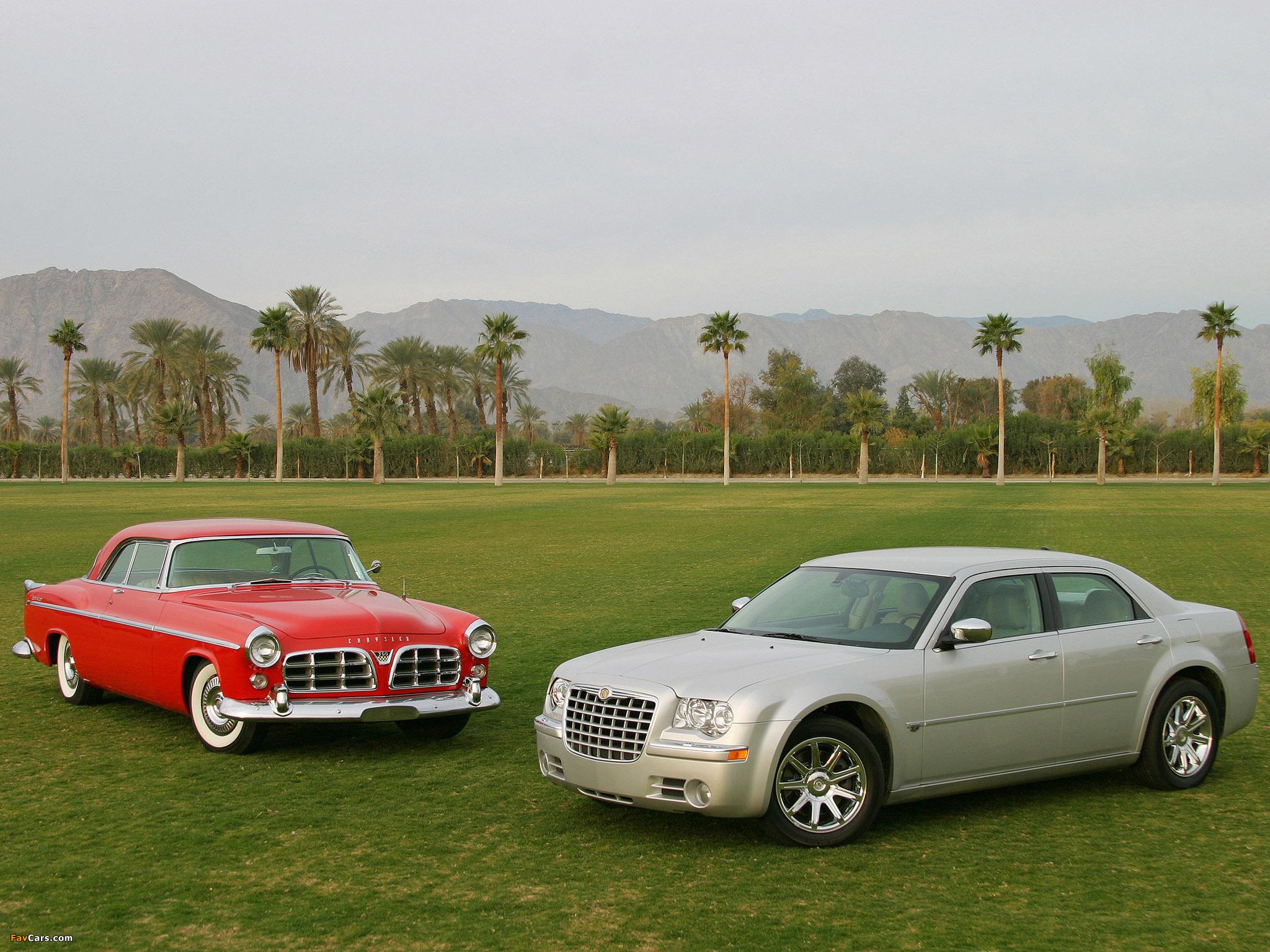 Chrysler 300C II — описание модели