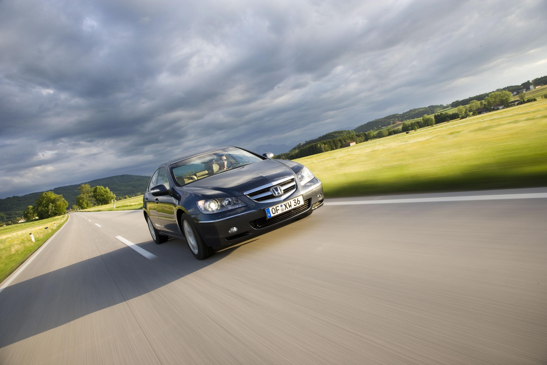 Honda Legend IV — описание модели
