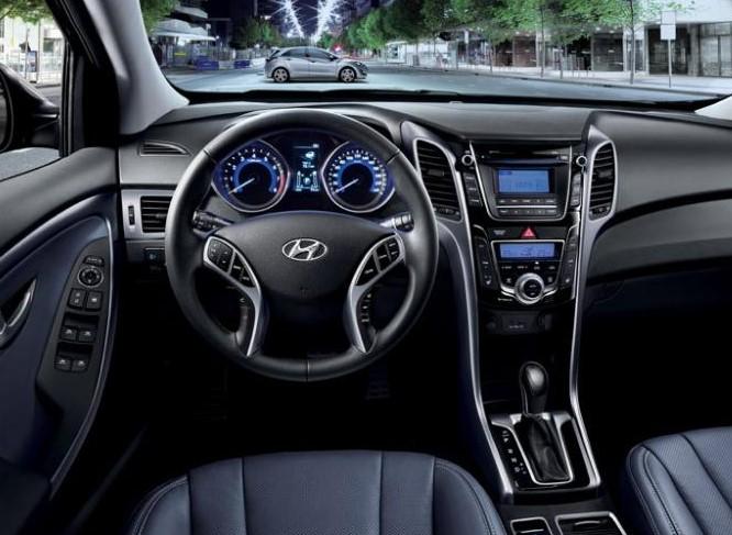 Hyundai i30 — описание модели