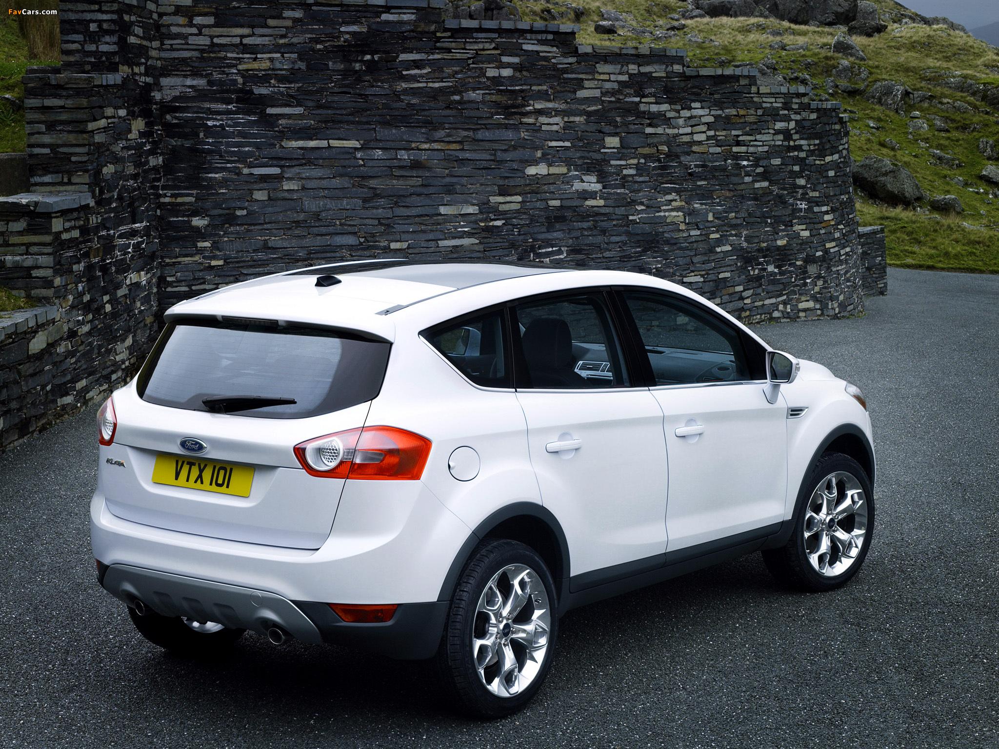Ford Kuga — описание модели