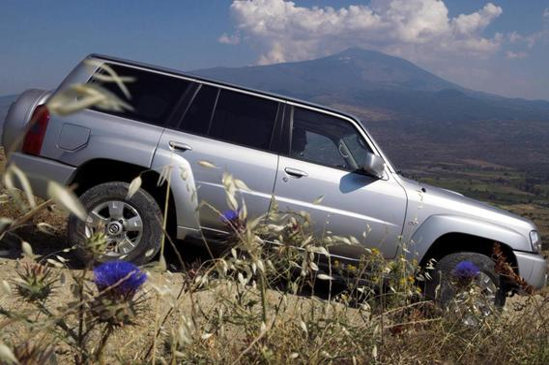 Nissan Patrol — легендарная модель