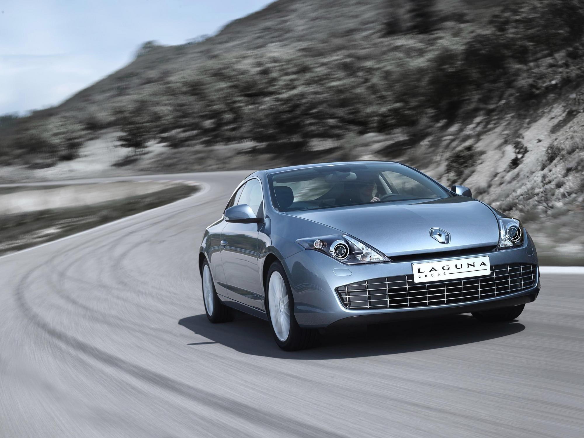 Renault Laguna I-II — описание модели