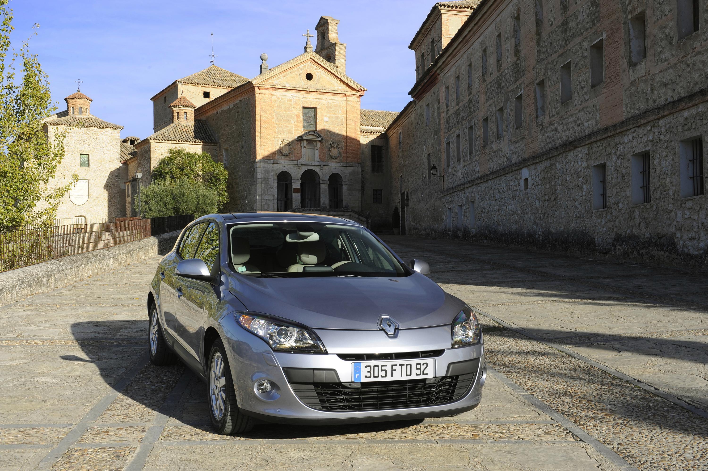 Renault Megane III — описание модели