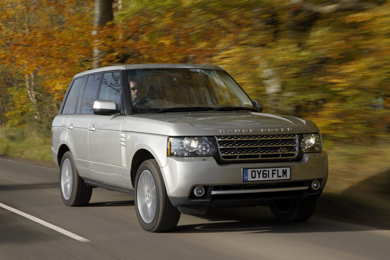 Land Rover Range Rover IV — описание модели