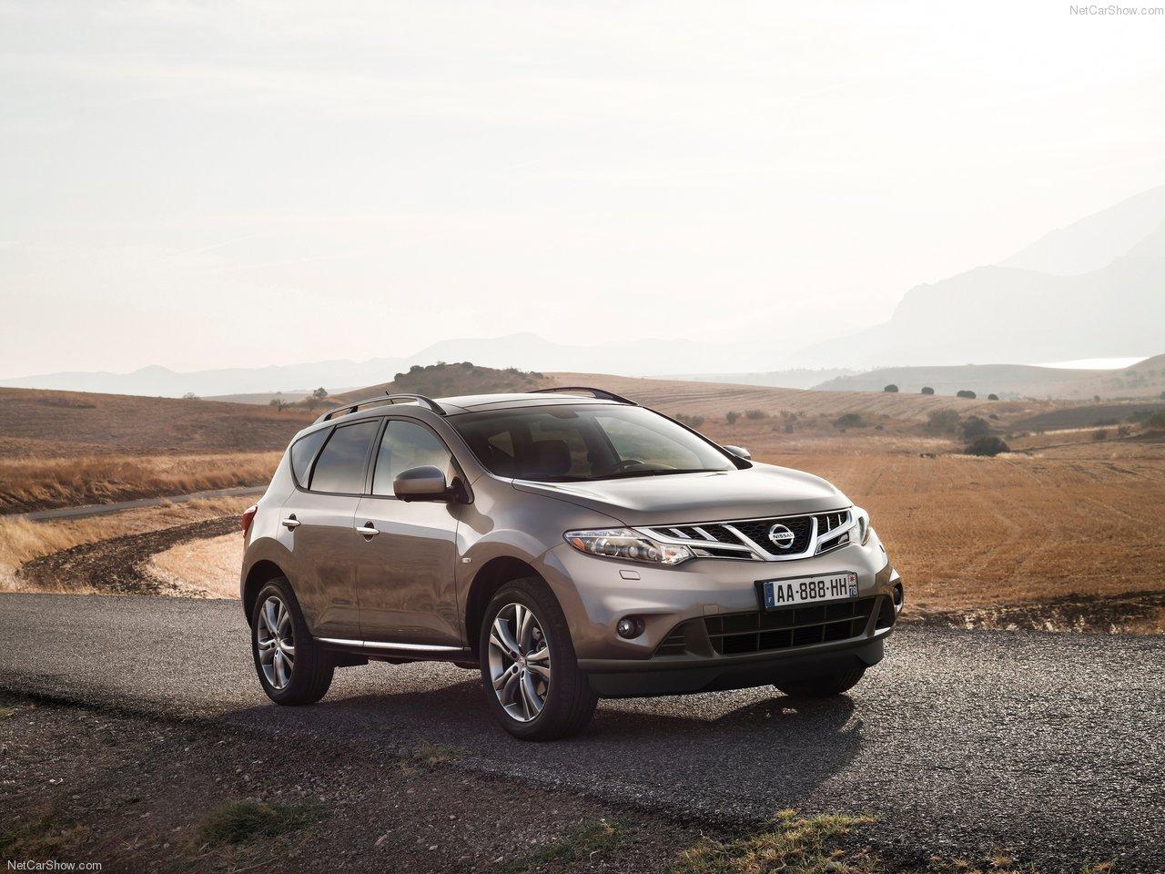Nissan Murano — описание модели