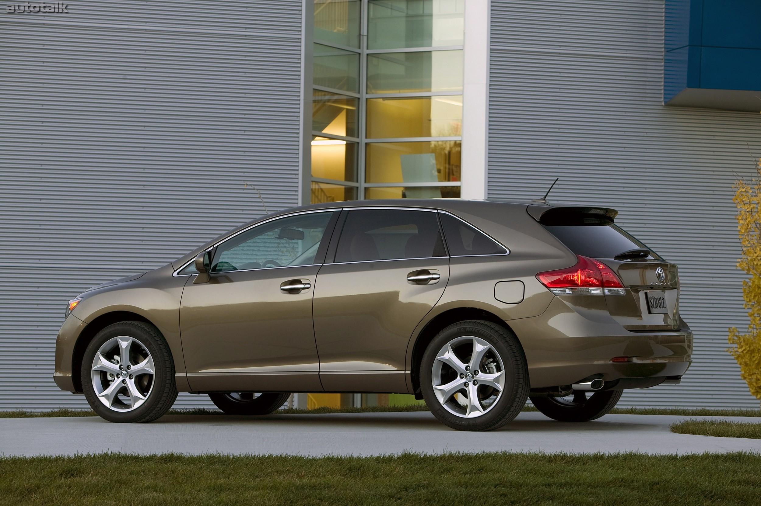 Toyota Venza — описание модели