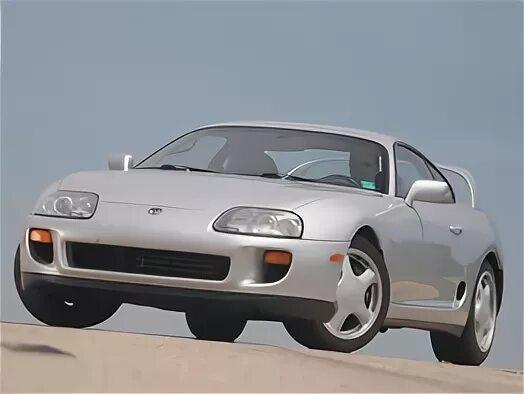 Toyota Supra — легендарная модель