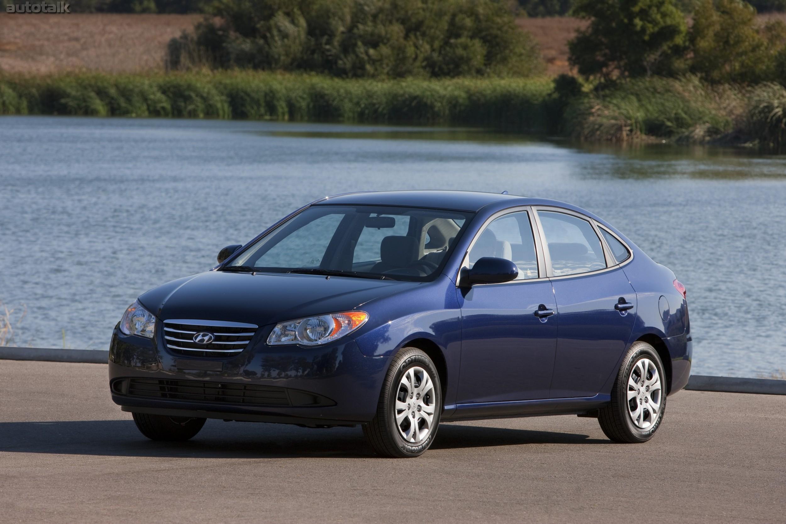 Hyundai Elantra IV — описание модели