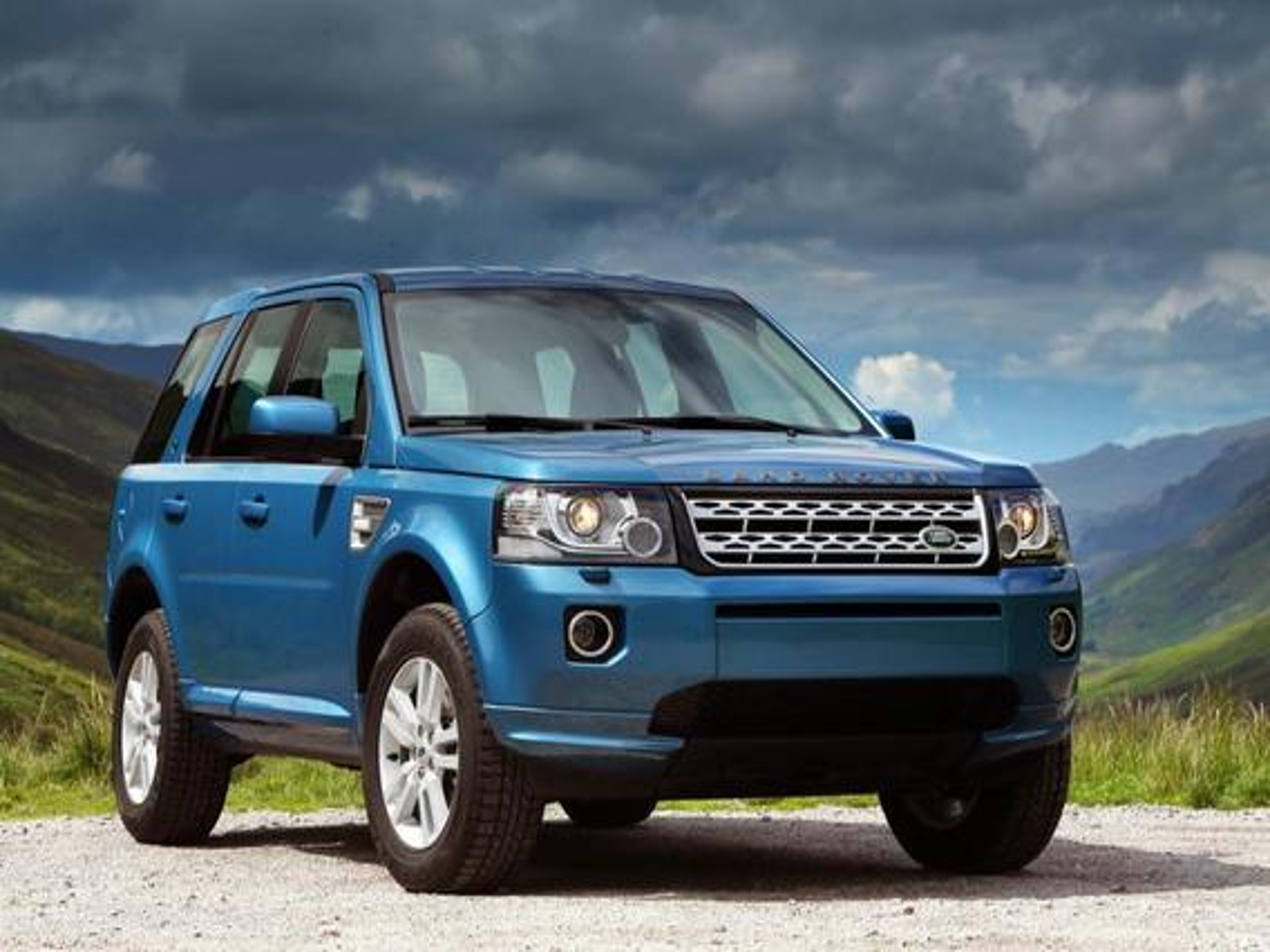 Land Rover Freelander II — описание модели