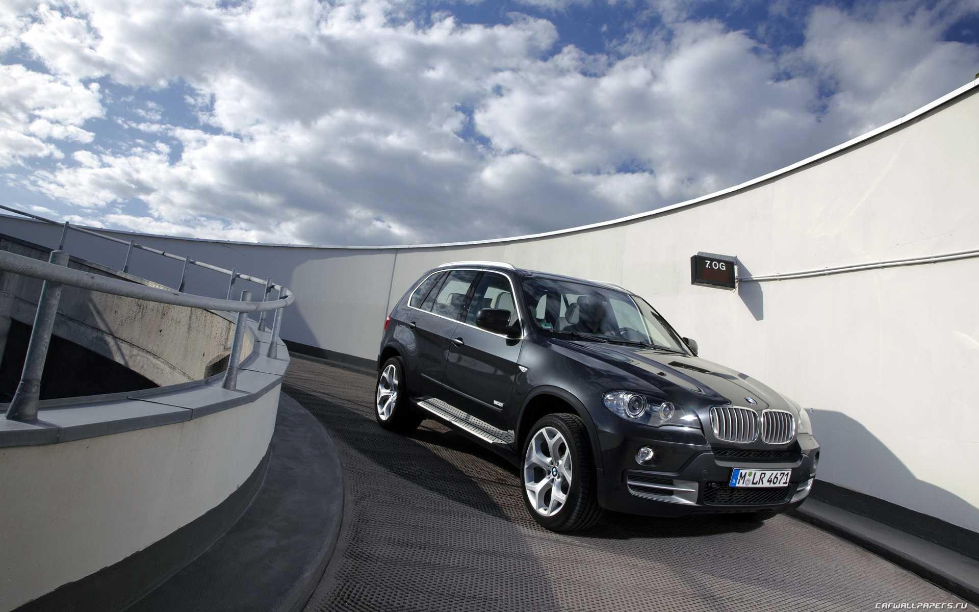 BMW X5 (E70) — описание модели