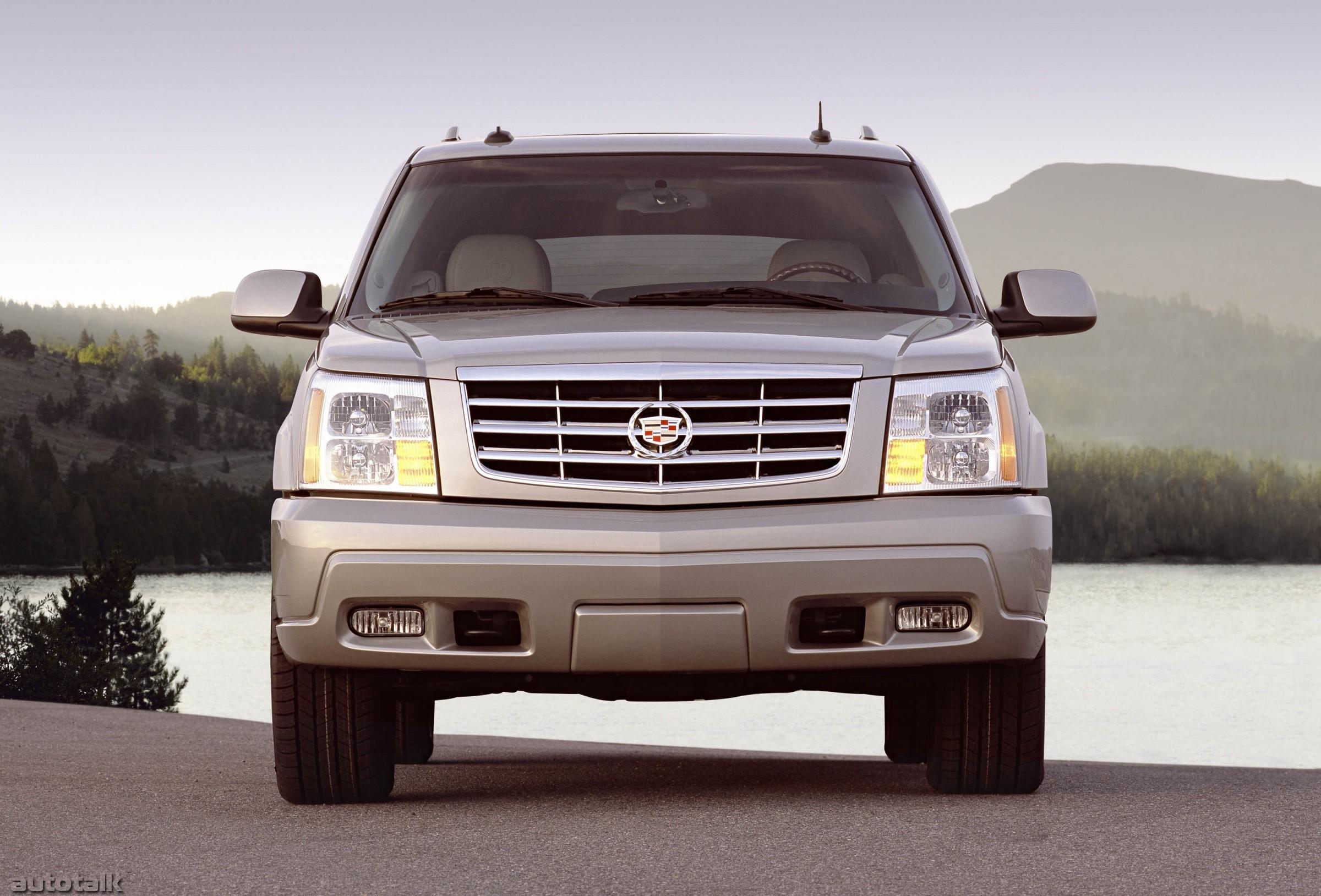 Cadillac Escalade III — описание модели