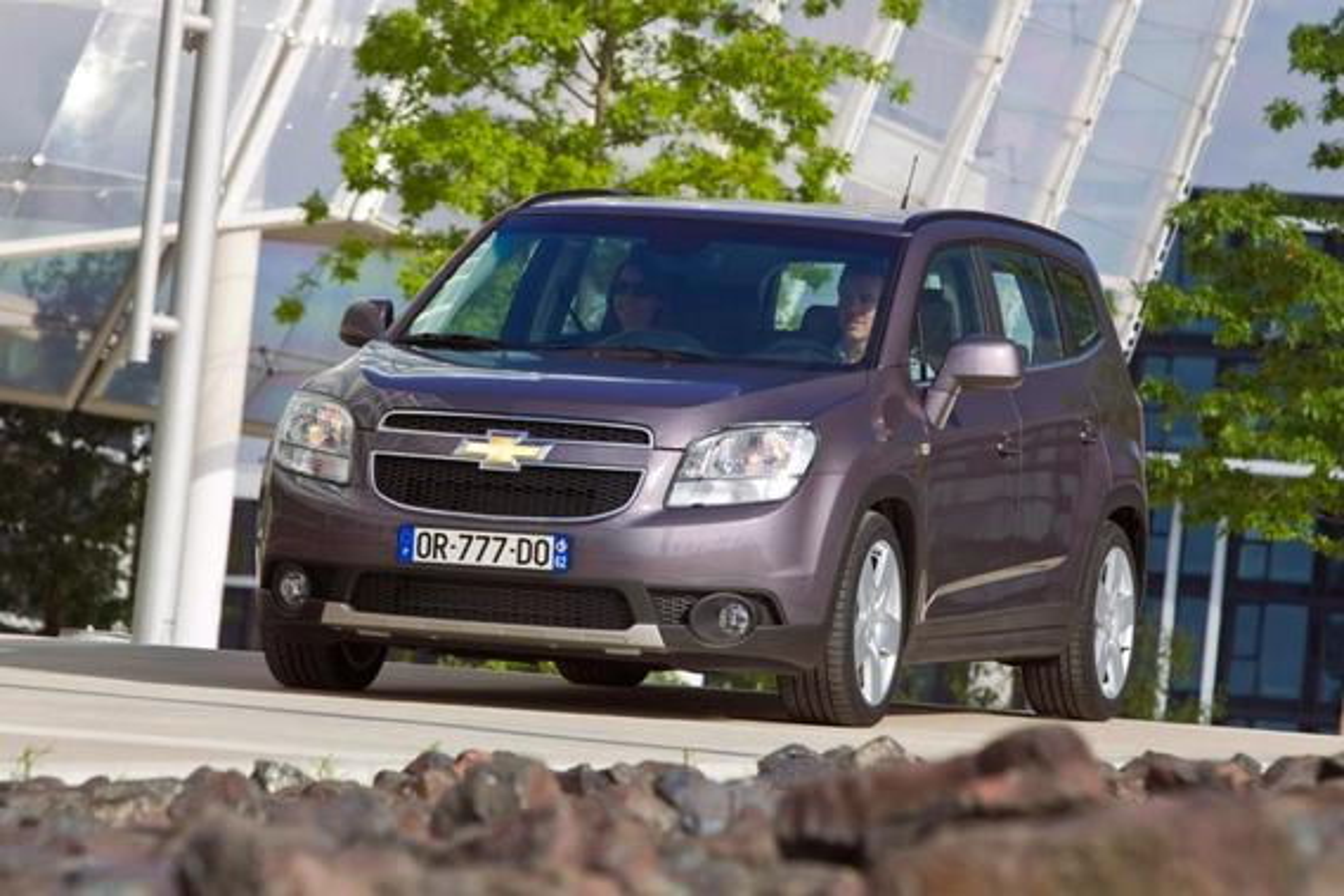 Chevrolet Orlando — описание модели