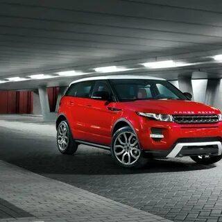 Land Rover Range Rover Evoque — описание модели фото