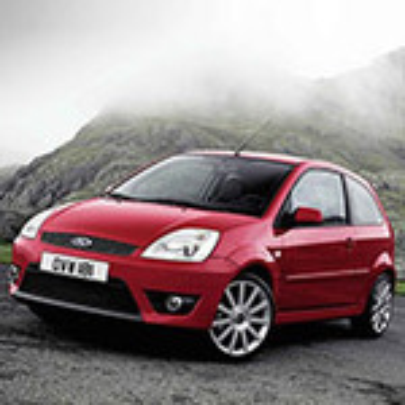 Ford Fiesta V — описание модели фото