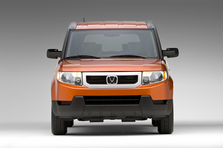 Honda Element — описание модели
