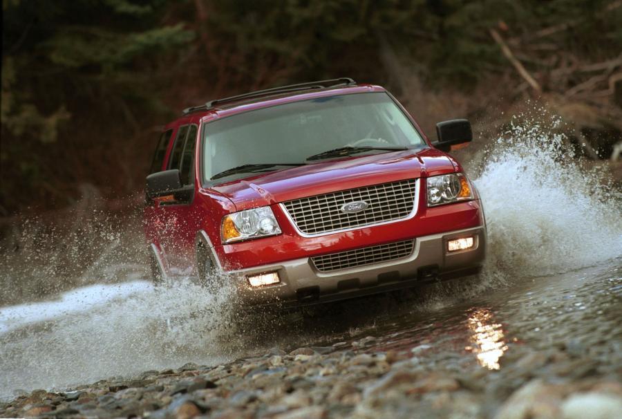 Ford Expedition I — описание модели