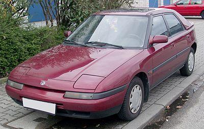 Mazda 323 — описание модели
