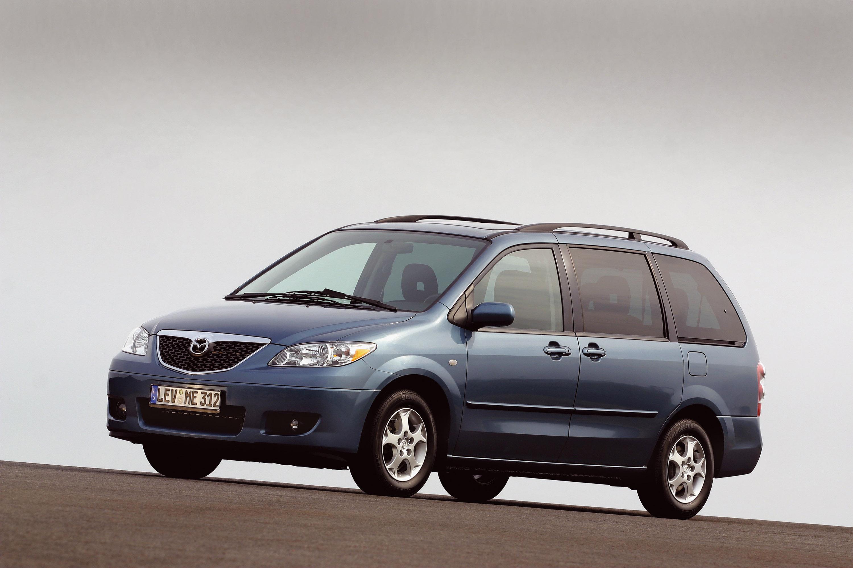 Mazda MPV — описание модели