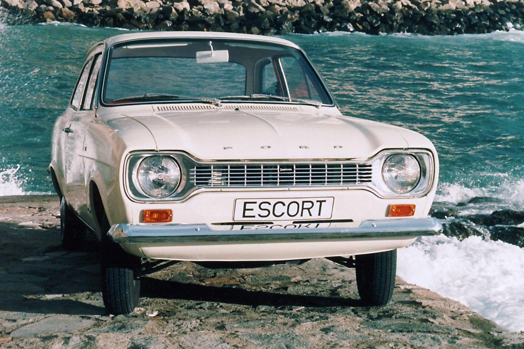 Ford Escort — описание модели