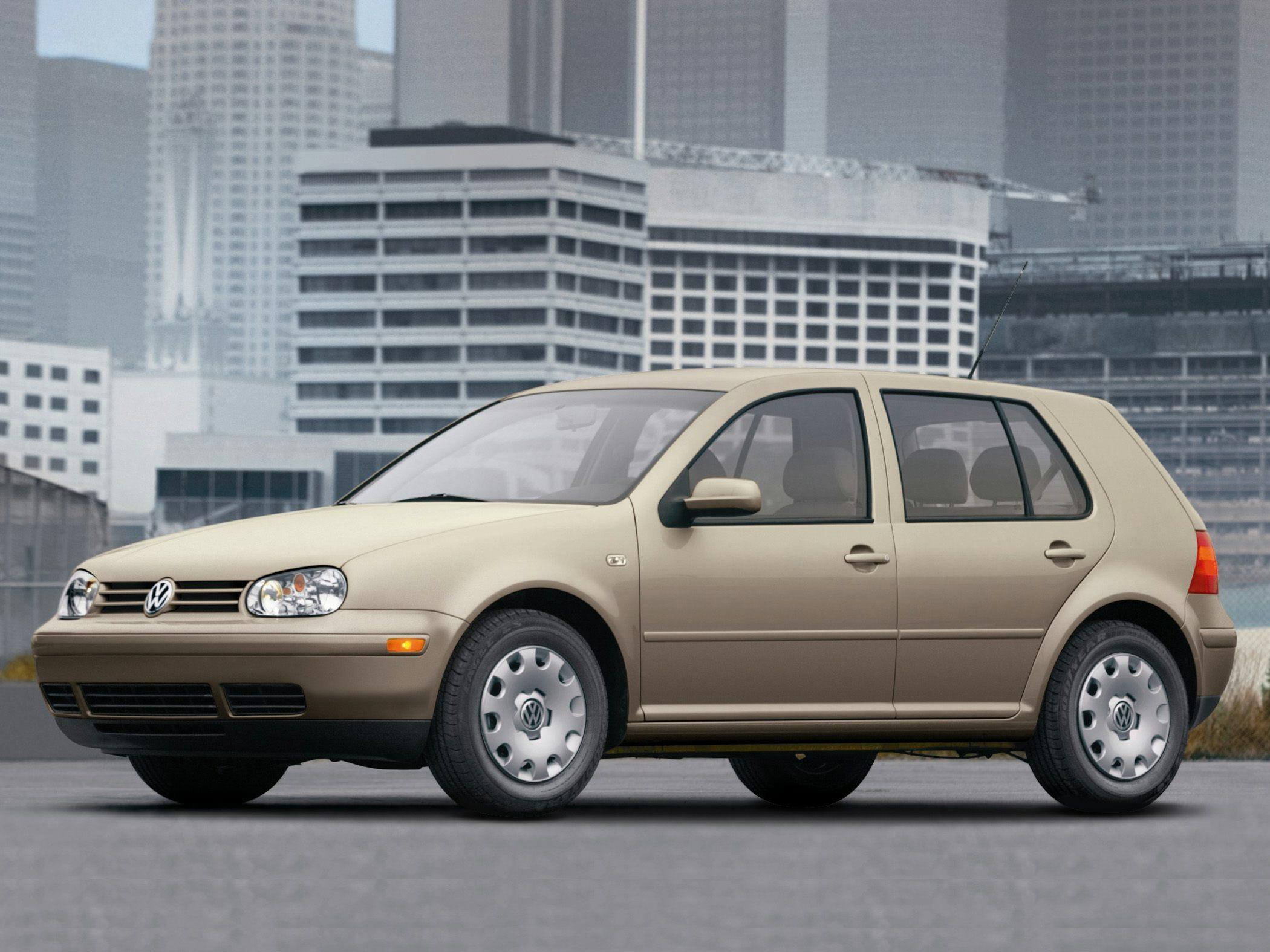 Volkswagen Golf IV — описание модели
