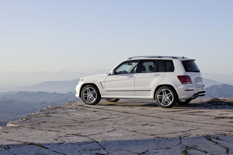 Mercedes-Benz GLK-Class — описание модели