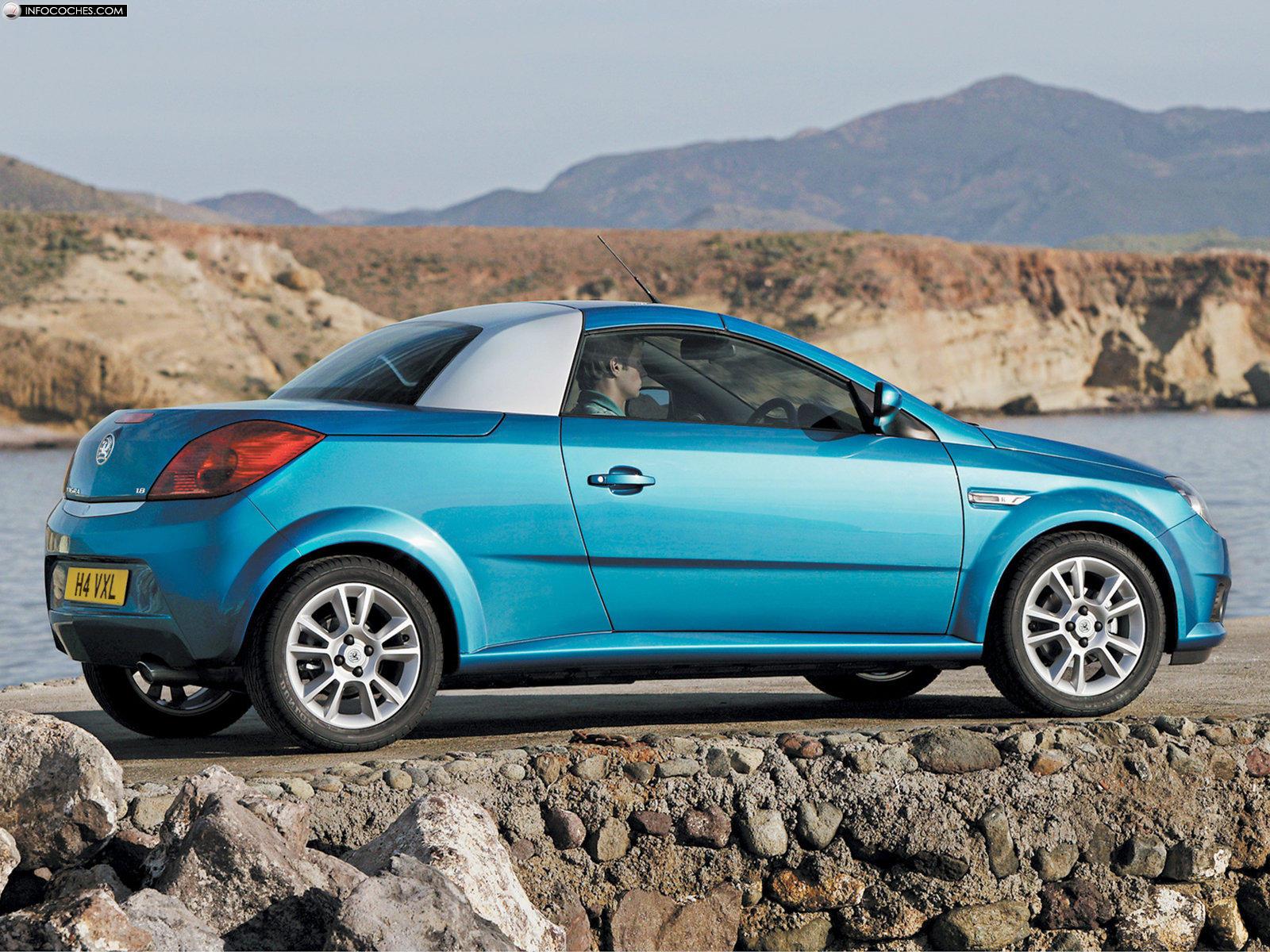 Opel Tigra — описание модели