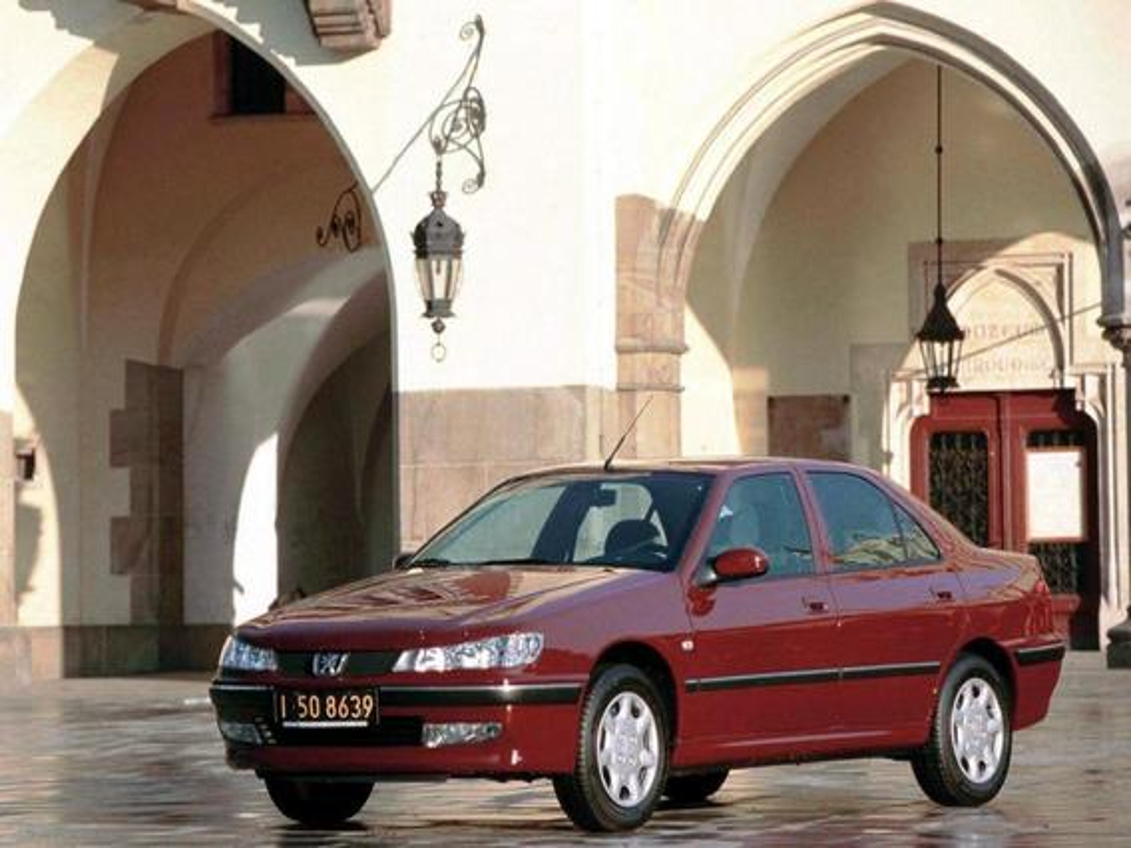 Peugeot 406 — описание модели