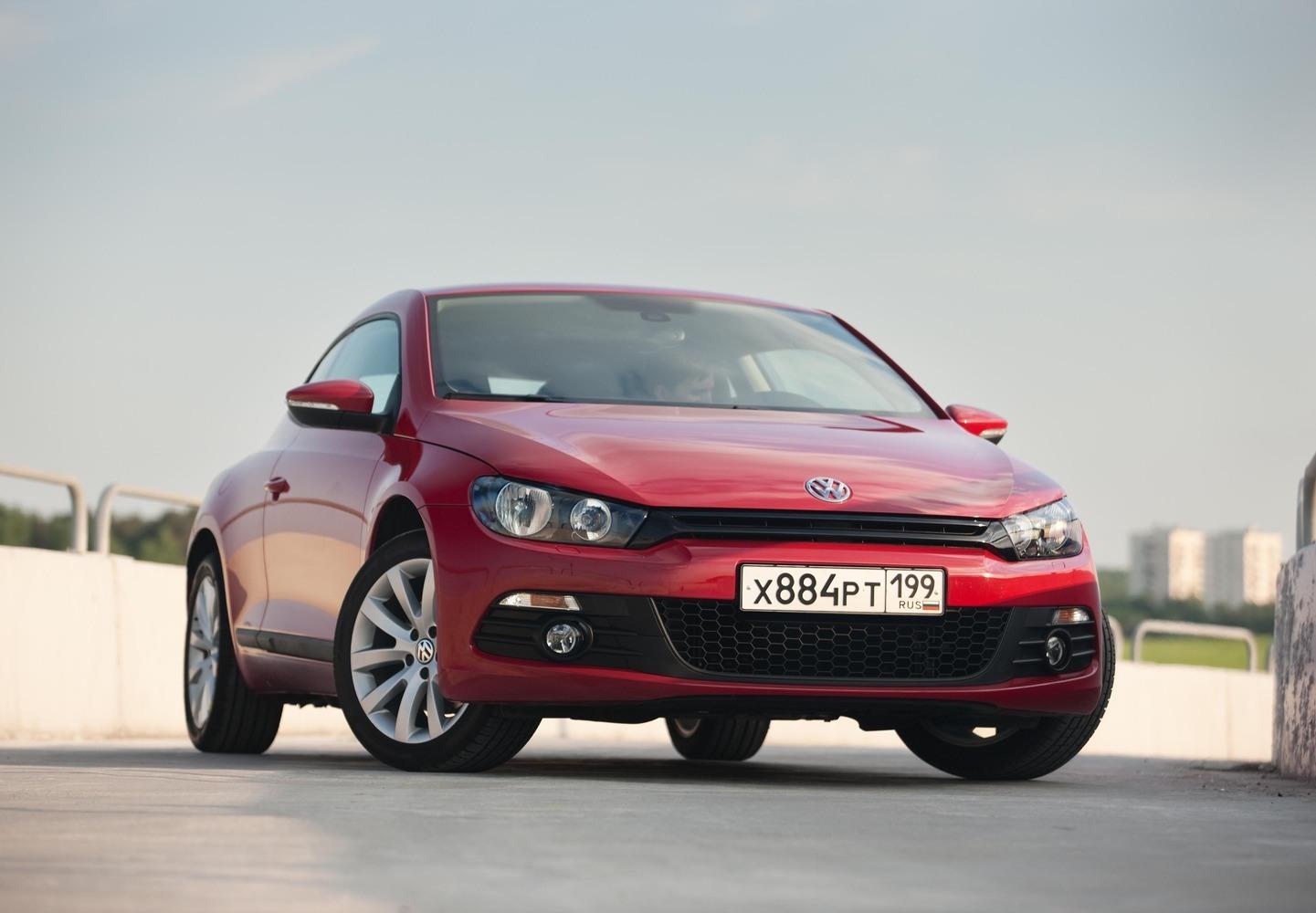 Volkswagen Scirocco — описание модели