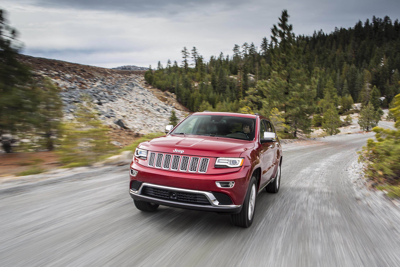 Jeep Grand Cherokee (WK2) — описание модели