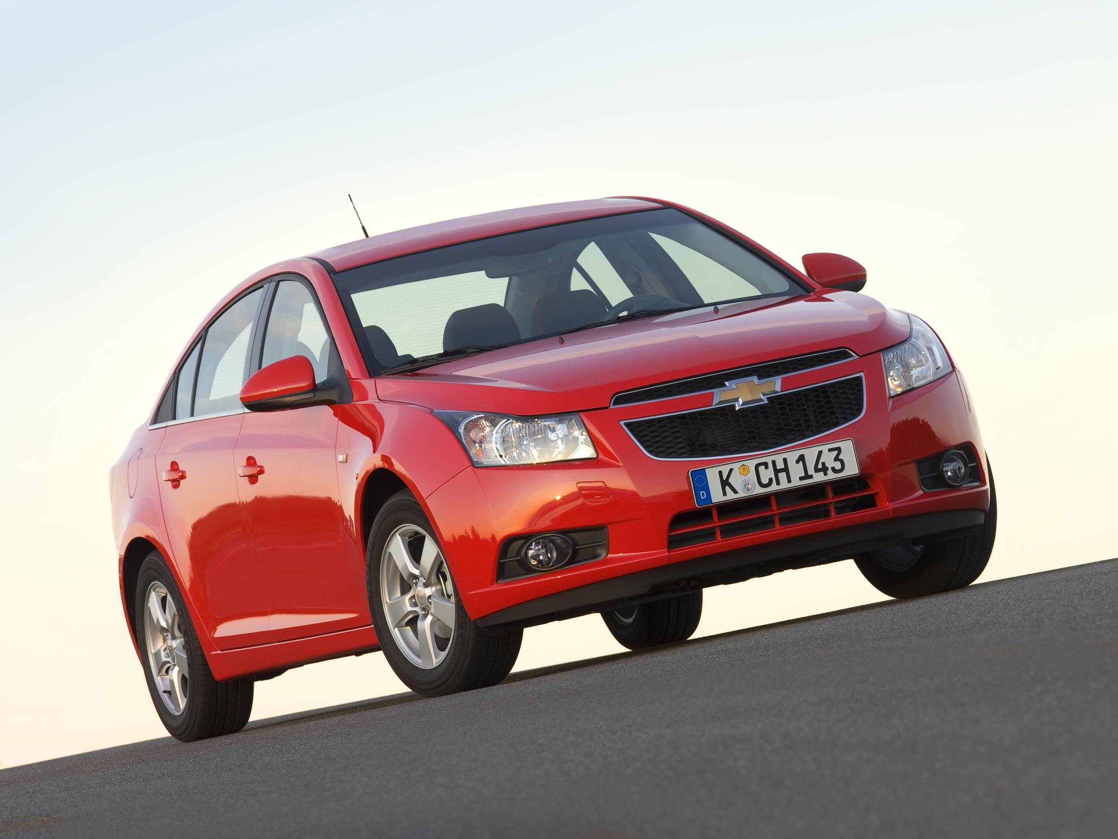 Chevrolet Cruze — описание модели
