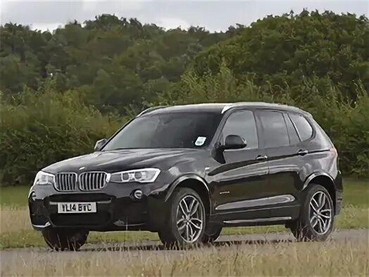 BMW X3 (F25) — описание модели