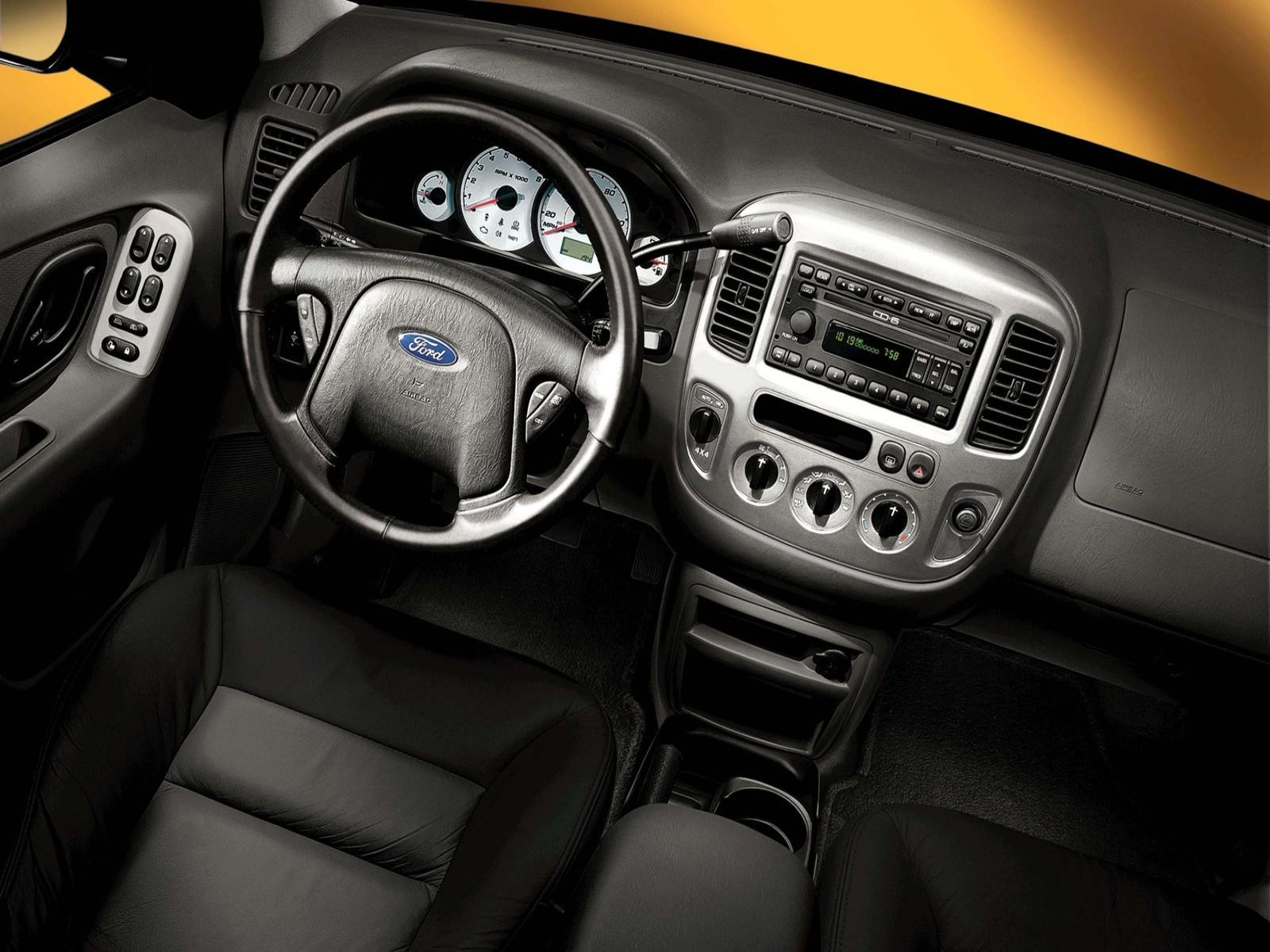 Ford Maverick — описание модели
