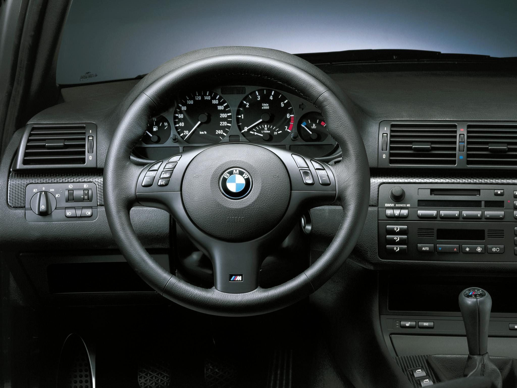 BMW 3 Series (E46) — описание модели