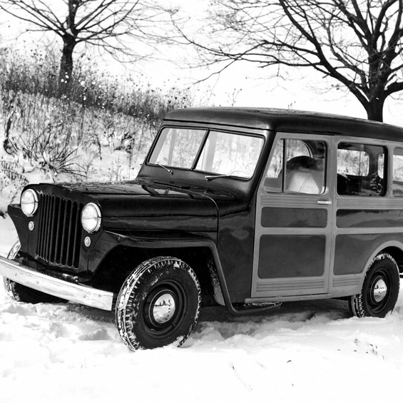 Willys Jeep 1947