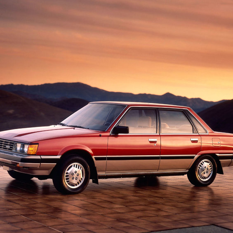 Toyota Camry 1982