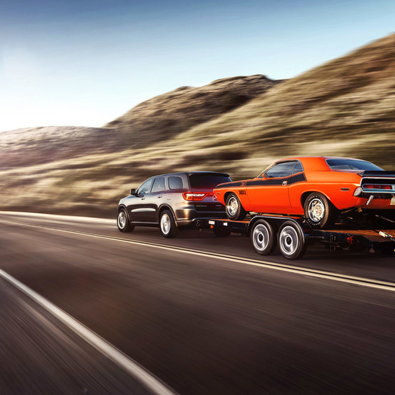 Dodge Durango & Dodge Challenger