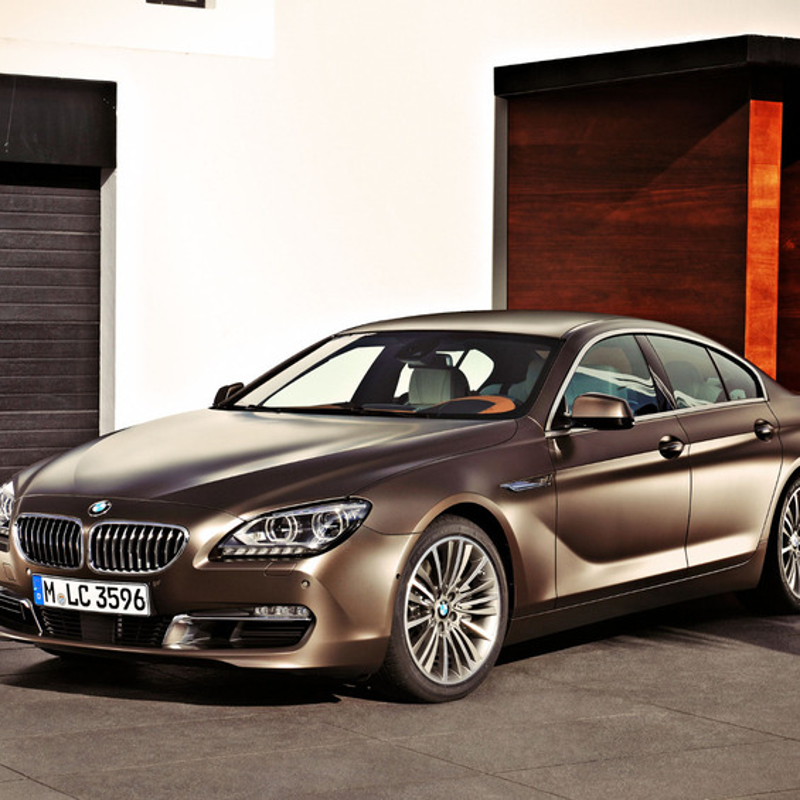 BMW 6 Series Gran Coupe (F13)