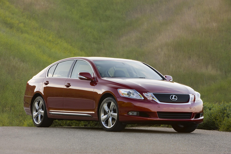 Lexus GS III - описание модели