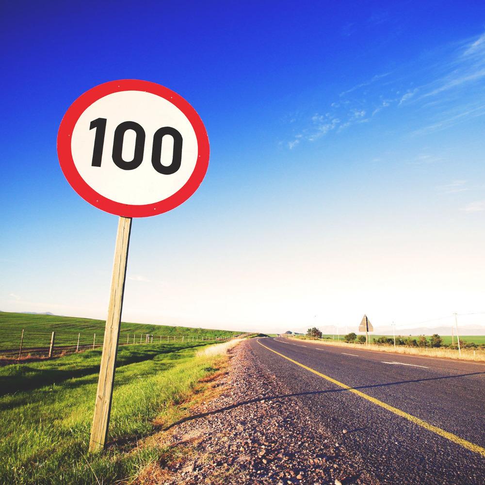 Скоростные ограничения в разных странах фото