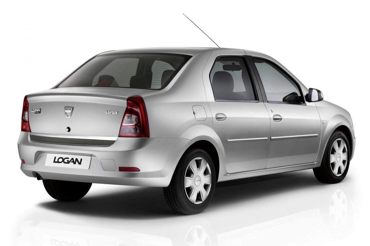 Renault Logan — описание модели