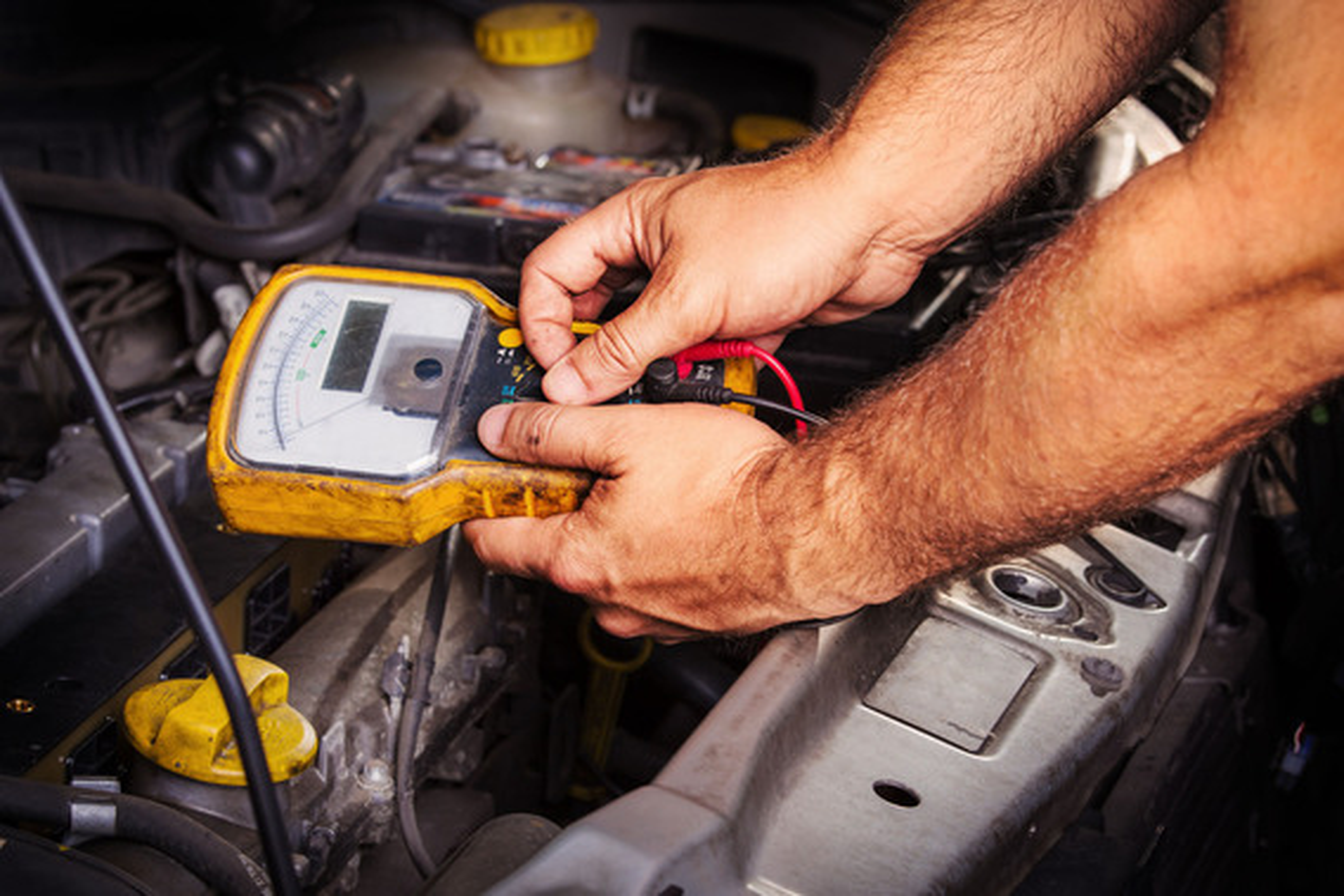 Диагностика машины перед покупкой