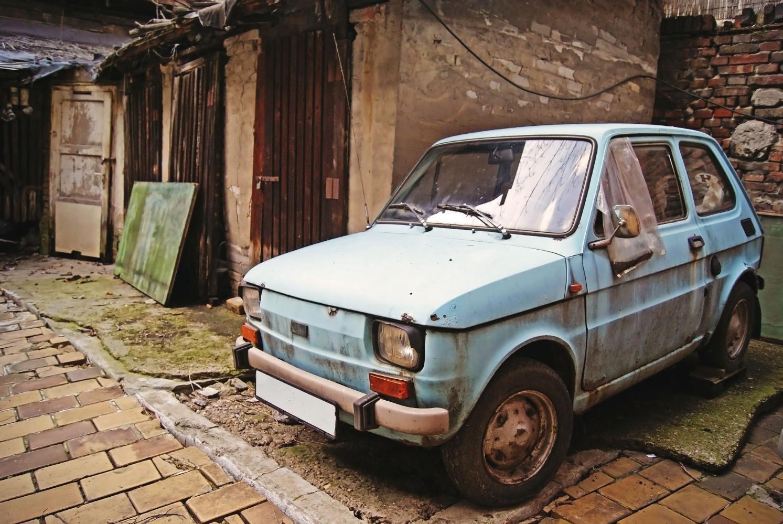 Штраф за езду на неоформленном автомобиле