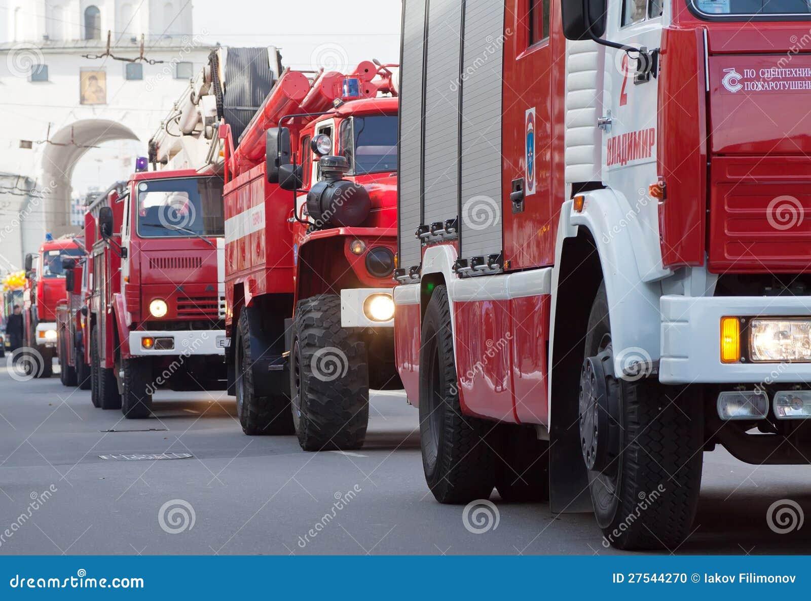 Можно ли парковаться на площадках для пожарных машин